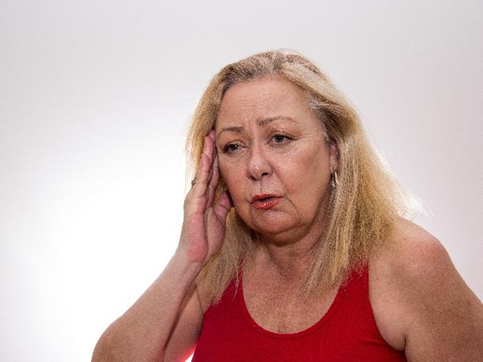 最近、肩こり、頭痛がひどい。これも更年期障害?