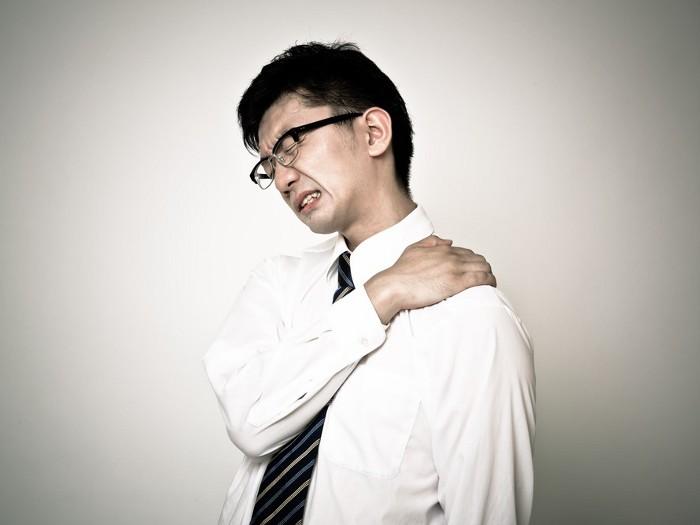肩こり、疲れが取れない・・・。休息モード入ってますか?
