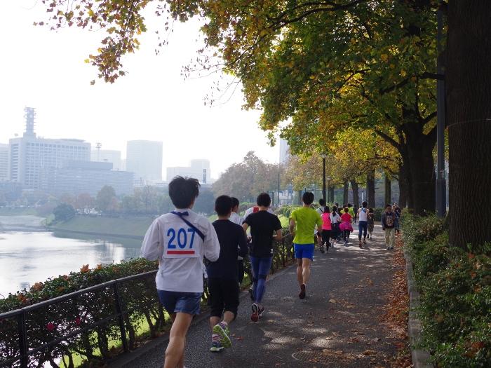 【イベントレポート】初めての皇居ラン&ランナーのためのストレッチ11.07