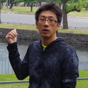 ランニング講師:塩田和人