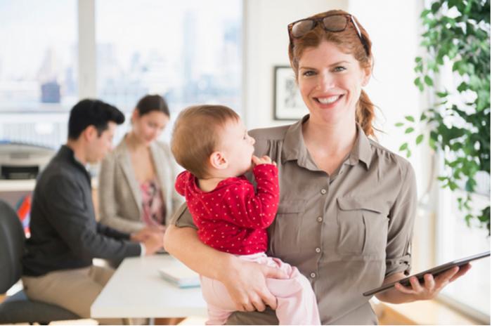 ママも子供もhappyに♪働くママのお悩みを軽くする思考法