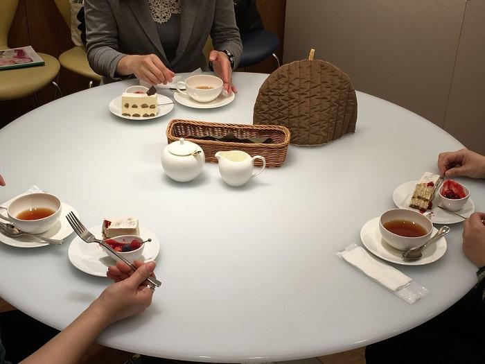 【イベントレポート】頑張っているあなたにぽっかぽかとゆったりを。 ~温活とお茶の入れ方講座パティシエ特製ケーキ付!~