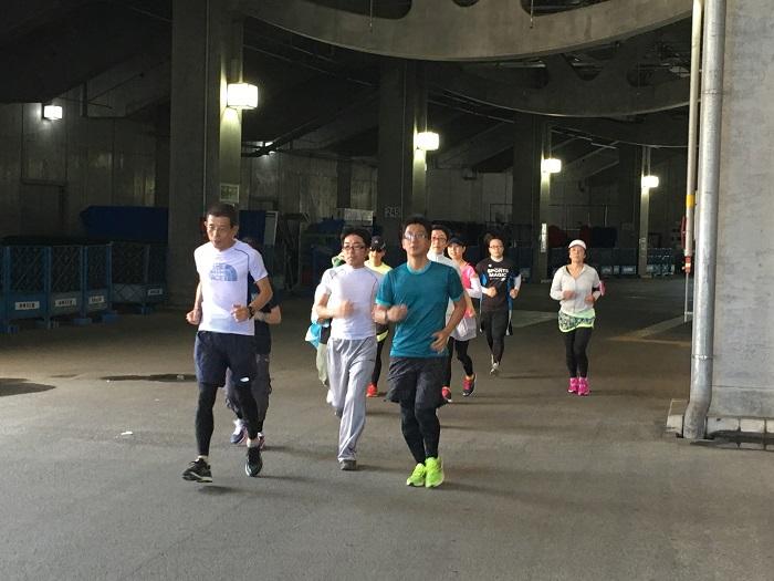【イベントレポート 】日スタランニング&ランナーのためのストレッチ ~整体師が教える体に合わせたランニングフォーム~