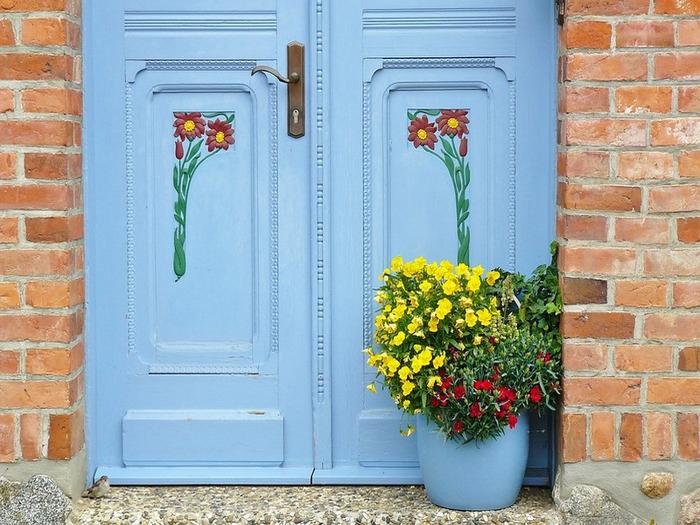 きれいに飾っていい運気を呼びこもう♪おしゃれな玄関インテリア術