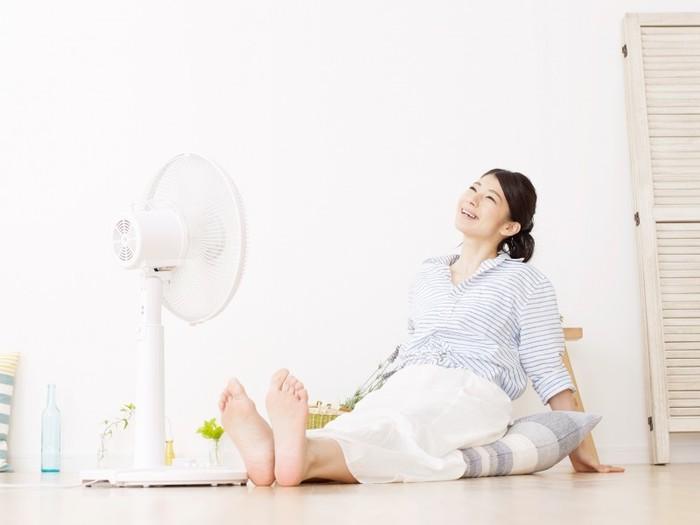 冷房が苦手な女子必見!エアコンなしで快適に過ごす方法♪
