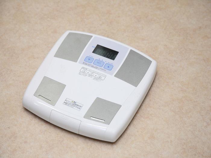 知っていますか?正しい体重・体脂肪の測り方