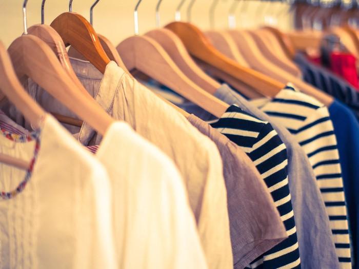衣替え時期の今だから!収納のコツを掴んで、クローゼットをスッキリさせよう