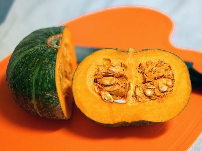 """秋に美味しい""""かぼちゃ""""には、美容効果たっぷり♪"""