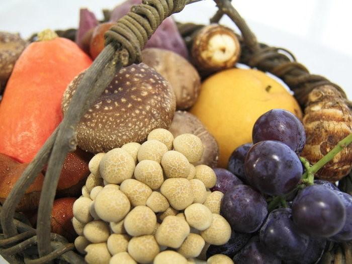 食欲の秋到来♪美味しく食べて健康になろう!